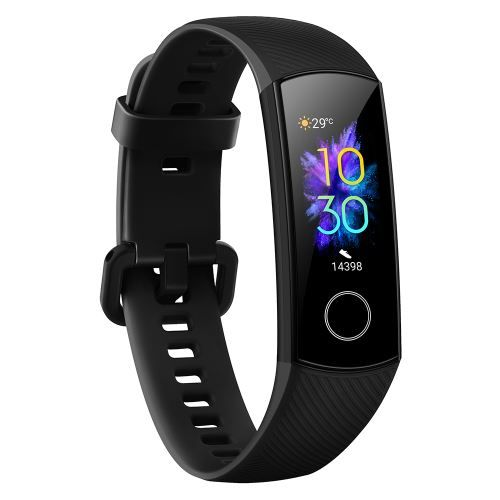 bracelet connecte honor band 5 noir