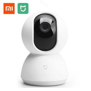 Xiaomi Caméra Security 360° 1080P Blanc CMSXJ13B EU