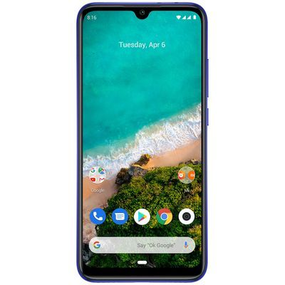 Xiaomi MI A3 4G + 128Go  Gris Android One
