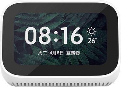 XIAOMI MI AI TOUCH SCREEN SPEAKER ALARM CLOCK LX04 VERSION CHINOISE