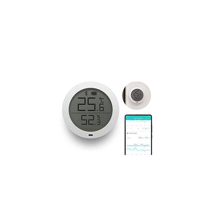 Xiaomi Mi Mijia Temperature & Humidity Monitor blanc EU