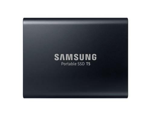 Samsung Disque Dur Externe SSD Portable T5 (1 TB) Noir