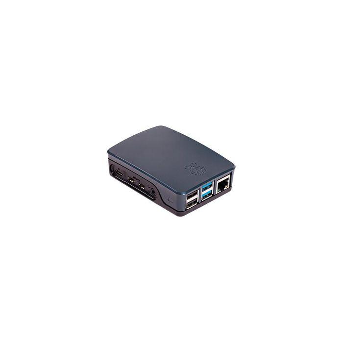 Boîtier Officielle pour Raspberry Pi 4 Noir/Gris