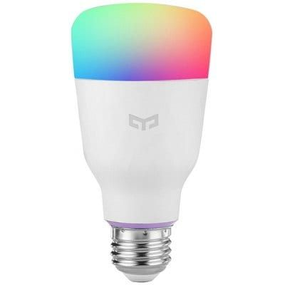 Xiaomi Yeelight YLDP06YL Ampoule connectée wifi 10W RVB E27 -COLOR