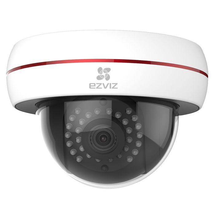 EZVIZ  Caméra Externe C4S POE FULL HD 1080P