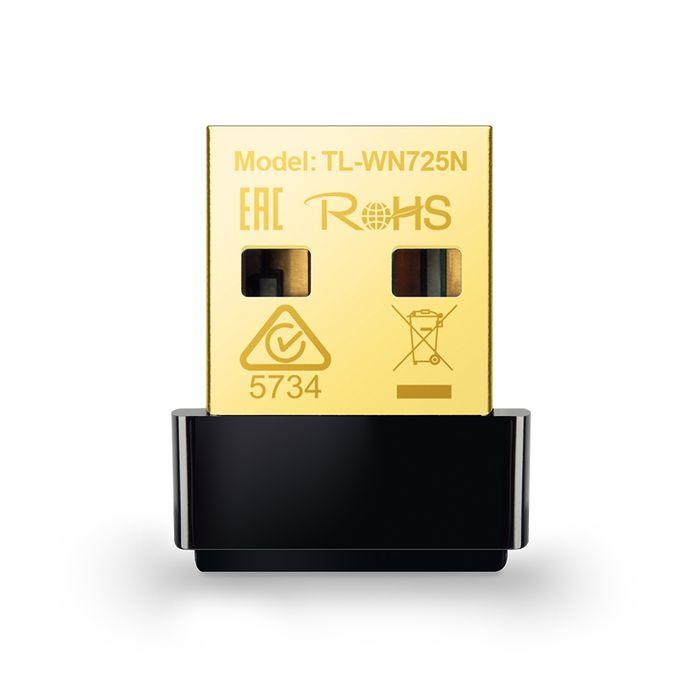 tp link adaptateur nano usb wifi 1t1r 150mb chipset ralink tl wn725n v2 2 wimotic