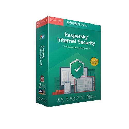 Kaspersky Internet Security 2019 1p/1an