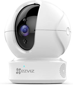 EZVIZ Camera IP intérieur WiFi motorisé 360 1080P Audio Bi-Direction - C6C