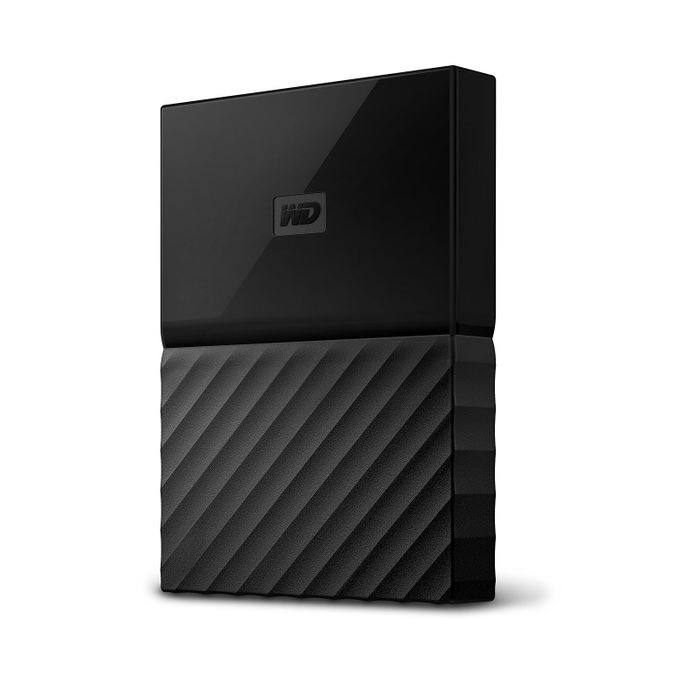 Western Digital My Passport 4 To USB 3.0 Noir