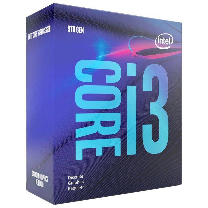intel core i3 9100f 3.6 ghz 1 wimotic
