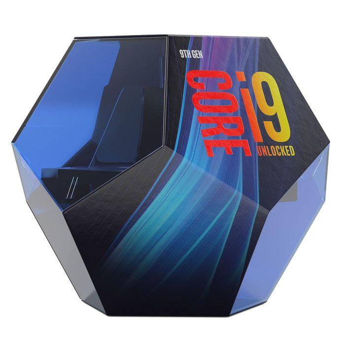 Intel Core i9-9900K (3.6 GHz / 5.0 GHz) avec UHD Graphics 630