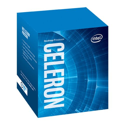 intel s1151 h4 celeron g4900 2core 3.1ghz 2mb uhd610 51w boite coffee lake 1 wimotic
