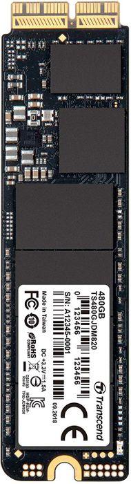 Transcend TS480GJDM820 JetDrive 820 SSD 480 Go pour Mac