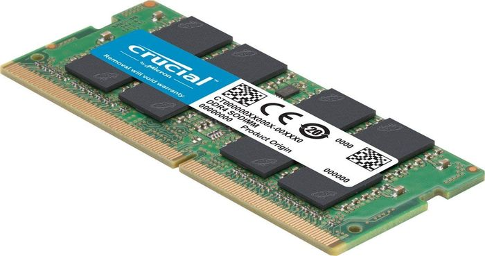 MEMOIRE CRUCIAL SODIMM 4 GO DDR4 2400 MT/s PC4- 19200 CL19