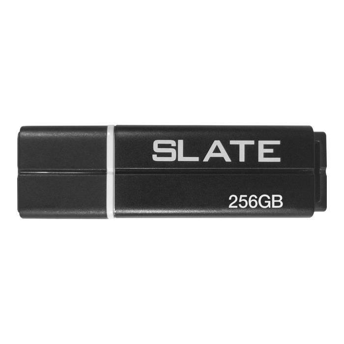 CLE USB 3.1 256Go PATRIOT Slate -PSF256GLSS3USB