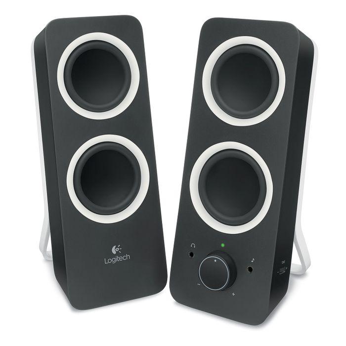 logitech multimedia speakers z200 noir 1 wimotic