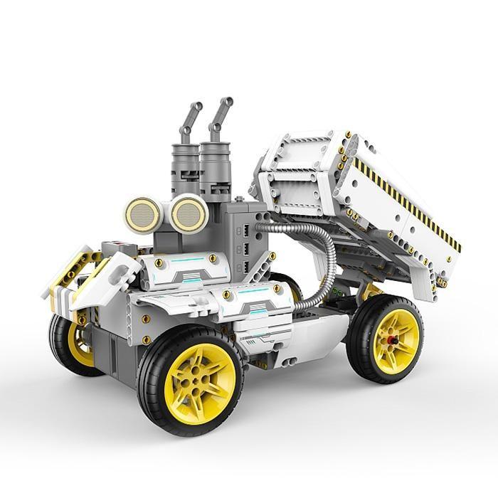ubtech robot progammable builderbots jimu truckbots 1 wimotic