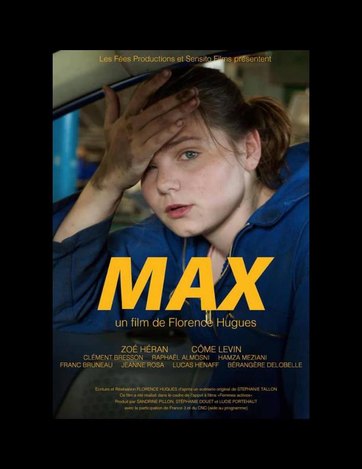 MAX - FLORENCE HUGUES