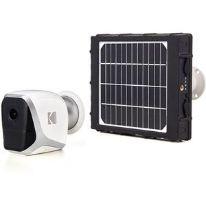 Kit Caméra autonome sans fil Full HD & Panneau solaire KODAK W101SP