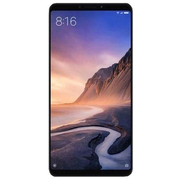 Xiaomi Mi Max3 (6 + 128 Go) Noir