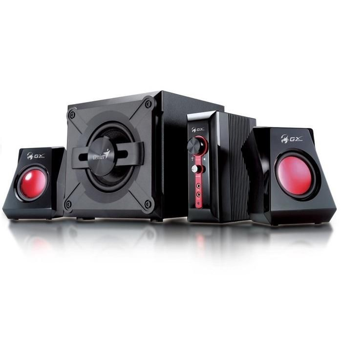 GeniusSW-G2.1 1250 II 38W RMS pour gamers