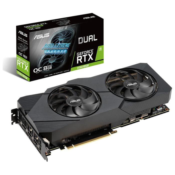 asus geforce rtx 2080 super dual rtx2080s o8g evo v2 1 wimotic