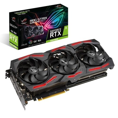 asus rog strix rtx2060s o8g evo gaming 8gb gddr6 1860mhz 2hdmi 2dp 1 wimotic
