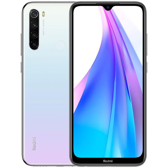redmi note8t blanc 128g 1 wimitic