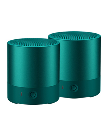 HUAWEI Enceintes Bluetooth Mini Speaker x 2