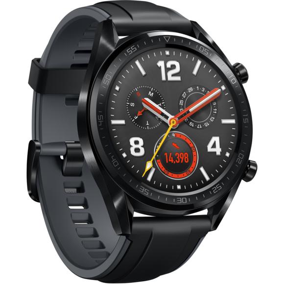 HUAWEI - Watch GT - Noire
