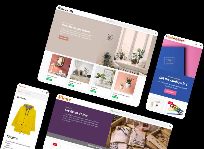 L'outil de création de sites qui vous simplifie la vie