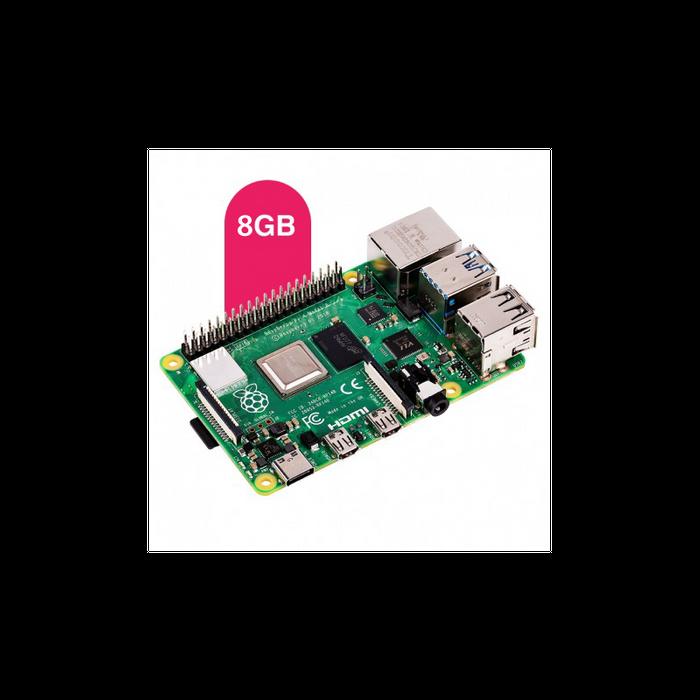 Raspberry Pi 4 modèle B - 8GB