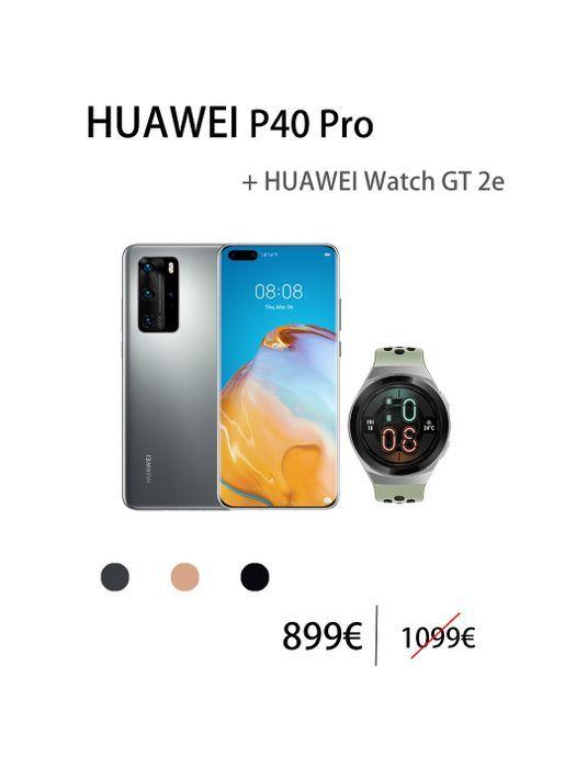 HUAWEI P40 Pro + HUAWEI WATCH GT 2e