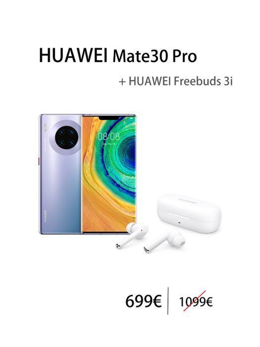 HUAWEI Mate 30 Pro + Freebuds 3i Offerte