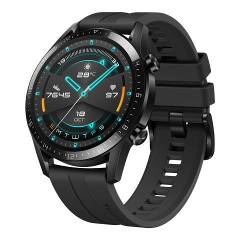 huawei watch gt2 46mm latona noir