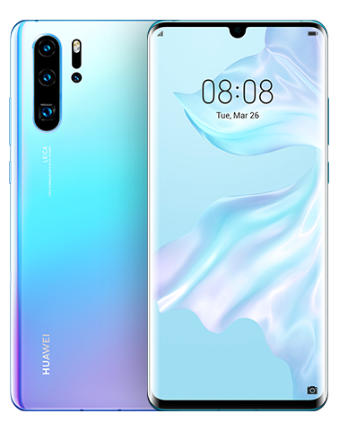 huawei p30pro skyblue 01 wimotic