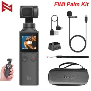 Parck Xiaomi Caméra de Poche FIMI PALM 3 Axes 4K HD - Noir