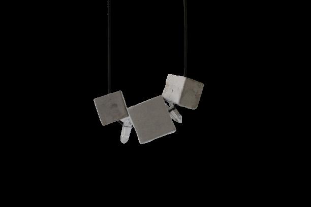Colliers béton par Chapitre Maison 2
