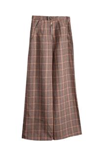 Pantalon à carreaux par Esson
