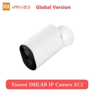 XIAOMI IMILAB EC2 - Caméra extérieure WIFI - BATERY 5100 MAH - IP65 - APP Mi HOME  - CMSXJ11A
