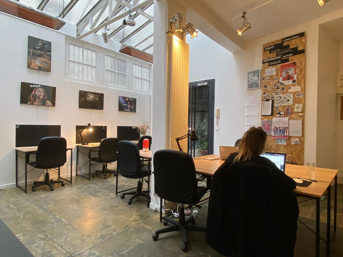 ateliers coworking paris