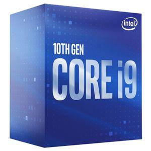 Intel Core i9-10900KF (3.8 GHz / 5.1 GHz) Sans VGA Intégré